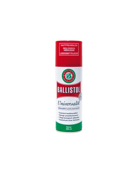 Huile Spray Ballistol Spray 200ml